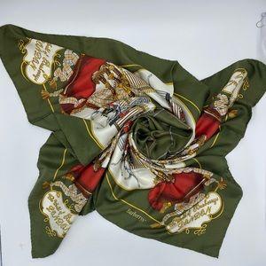 VTG Burberry scarf